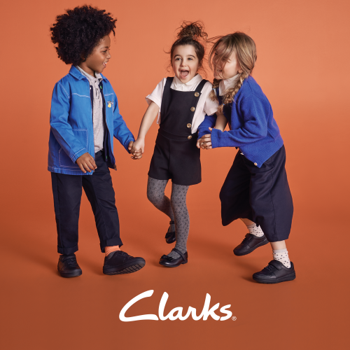 Clarks Kids Back To School